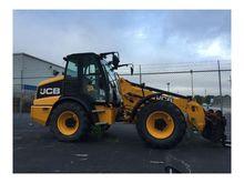 Used JCB TM320 Loade