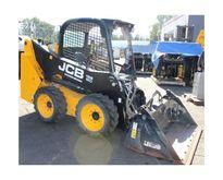 Used JCB 155 Skid-St