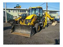 JCB 3CX-14FT SUPER Backhoe Load
