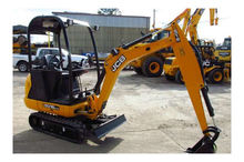 Used JCB 8018CTS Exc