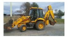 JCB 214 Backhoe Loaders
