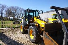 Used 2014 JCB TM320