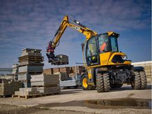 JCB HYDRADIG 110W Excavators