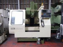 1995 Makino milling machine MSA