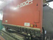 Used Amada 220 Ton C