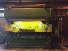Chicago D & K 150 Ton Press Bra