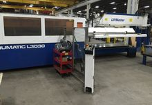 Trumpf 4000 Watt Laser with Lif