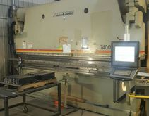 Accurpress 400 Ton with ETS3000