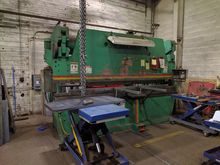 Accurpress 250 Ton x 12′ Press