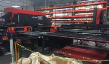 Amada Vipros 357 Queen CNC Turr