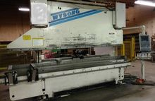 Wysong 250 Ton Press Brake with
