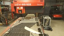 Amada 2000 Watt CNC Laser