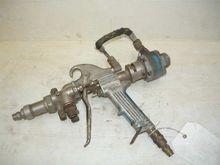 BINKS MODEL 18 SPRAY GUN 2 PAC