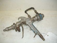 BINKS MODEL 18 SPRAY GUN 2 PAC