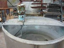 Used MIXING TANK BM1