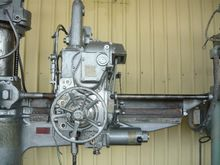 ASQUITH 4-6 RADIAL ARM DRILL BM