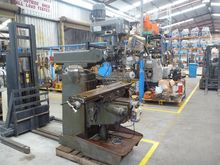 PACIFIC MILLING MACHINE BM16462