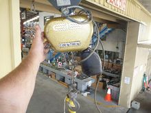 Used GIS CHAIN HOIST