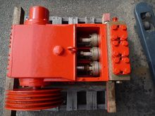 Used TRIPLEX PUMP BM