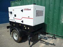 HARBINGER HP10S3 GENERATOR SET