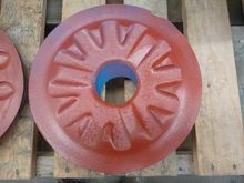 Used GRINDING PLATES