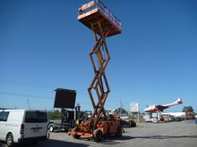 JLG 3394RT SCISSOR LIFT BM17654