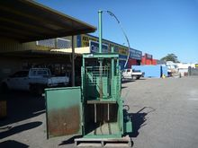 Used COMPACTOR BALER