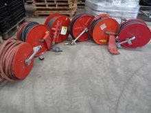 Used FIRE HOSE REEL