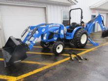 Used Tractors For Sale In New York Usa Machinio