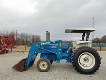 Used 1991 FORD 5610