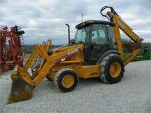 Used 2002 CASE 590SM