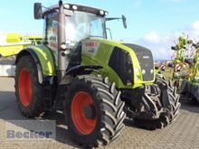 2011 CLAAS Axion 810 C-MATIC