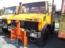 Mercedes-Benz Unimog U 1400