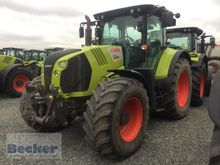 2013 CLAAS ARION 640 CEBIS