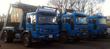 2002 Volvo FL6 Skip Loaders