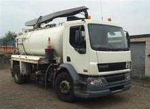2005 DAF LF55.220 Vacuum Tanker
