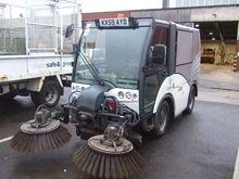 2009 Hako Precinct Sweeper