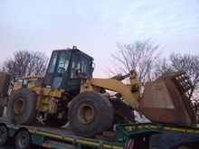 1998 Cat 950G Loading Shovel