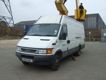 2001 Iveco daily 50 Cherry Pick