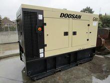2011 DOOSAN G 80