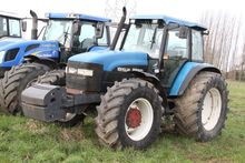 1996 NEW HOLLAND 8560 DT