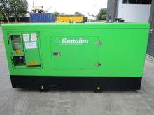 2008 GENELEC / HIMOINSA 65 kVA
