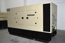 2013 DOOSAN G 250