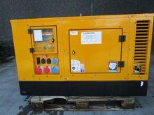 2013 EUROPOWER 18 kVA
