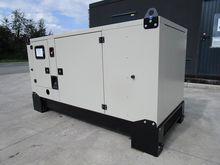 PERKINS 100 kVA Emergency unit