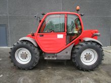 2002 MANITOU MLT 629