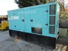 Used SDMO 135 kVA in