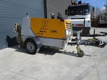 2000 PUTZMEISTER Screed pump