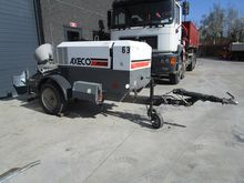 2004 AXECO MIXAIR 70 Screed pum