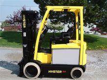 2010 HYSTER E50XN